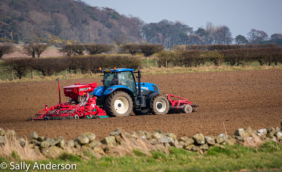 East Lothian agriculture